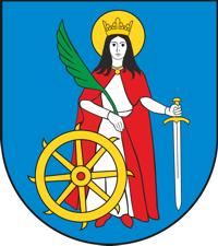 Herb - Gmina Grybów